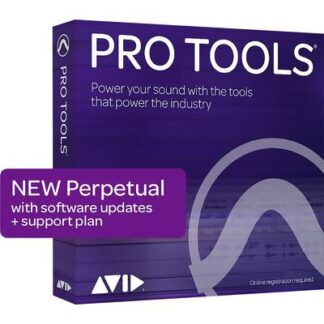 AVID Pro Tools Vollversion, 1 Lizenz Mac, Windows Recording Software