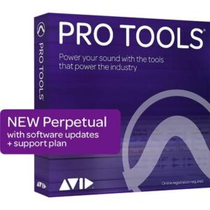 AVID Pro Tools Vollversion, 1 Lizenz Mac, Windows Recording Software