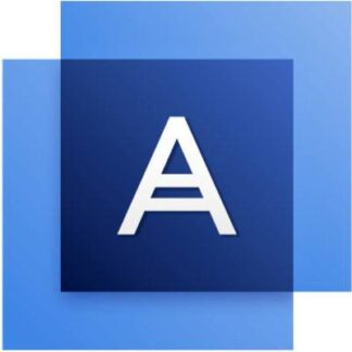 Acronis True Image 2020 Box-Pack 5 C Vollversion, 5 Lizenzen Android, iOS, Mac, Windows Backup-Software