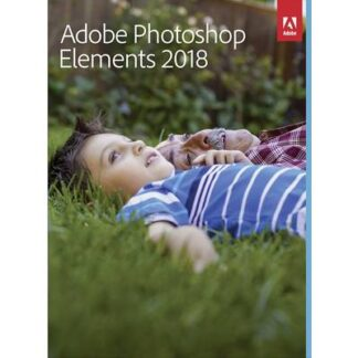 Adobe Photoshop Elements 2018 Upgrade, 1 Lizenz Mac, Windows Bildbearbeitung