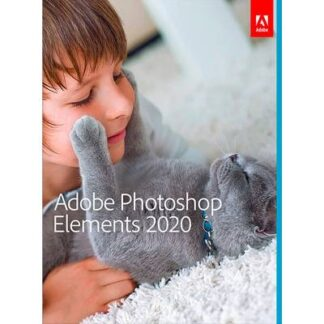 Adobe Photoshop Elements 2020 Upgrade, 1 Lizenz Windows, Mac Bildbearbeitung
