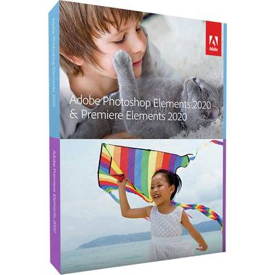 Adobe Premiere Elements Upgrade, 1 Lizenz Windows, Mac Bildbearbeitung