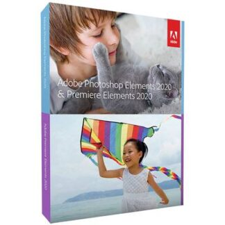 Adobe Premiere Elements Vollversion, 1 Lizenz Windows, Mac Bildbearbeitung