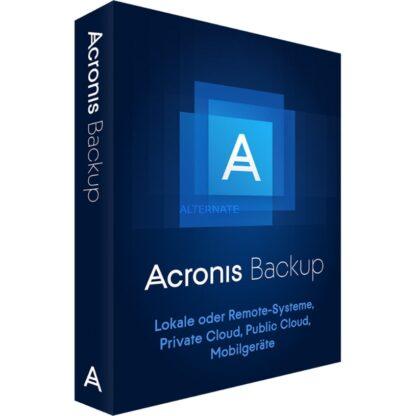 Backup 12.5 Server, Datensicherung-Software