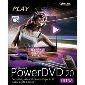 Cyberlink 1051653 Vollversion, 1 Lizenz Windows Videobearbeitung