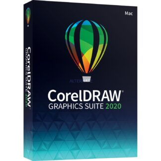 Draw Graphics Suite 2020 MAC, Office-Software