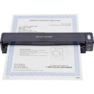 Fujitsu ScanSnap iX100 Mobiler Dokumentenscanner A4 600 x 600 dpi 10 Seiten/min USB, WLAN 802.11 b/g/n