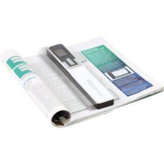 IRIS by Canon IRIScan Book 5 Dokumentenscanner A4 300 x 1200 dpi USB, microSD, microSDHC