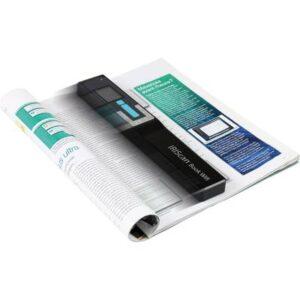 IRIS by Canon IRIScan Book 5 Wifi Dokumentenscanner A4 300 x 1200 dpi USB, WLAN 802.11 b/g/n, microSD, microSDHC