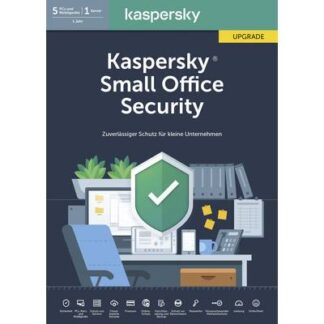 Kaspersky Lab Small Office Security 7.0 Upgrade Upgrade Windows, Mac, Android Antivirus, Sicherheits-Software