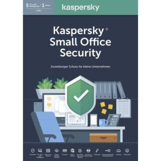 Kaspersky Lab Small Office Security 7.0 Vollversion, 6 Lizenzen Windows, Mac, Android Antivirus, Sicherheits-Software
