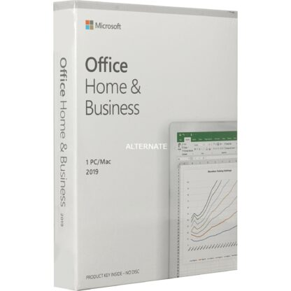 Office Home & Business 2019, Office-Software