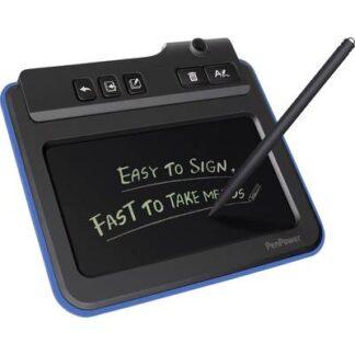 PenPower Write2Go Digitales Notiz-Pad USB 2.0 Integriertes Display, Digitalisierung ohne PC