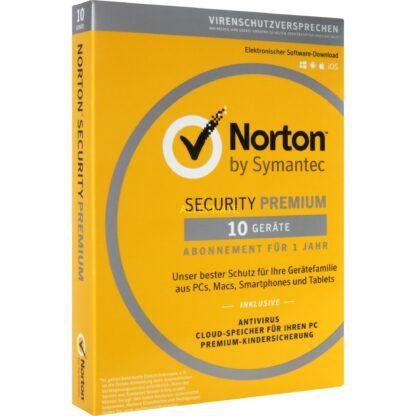 Security Premium 3.0 Multi-Device, Sicherheit-Software