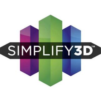 Simplify3D Simplify3D Vollversion, 1 Lizenz Windows, Linux, Mac 3D-Drucker Software