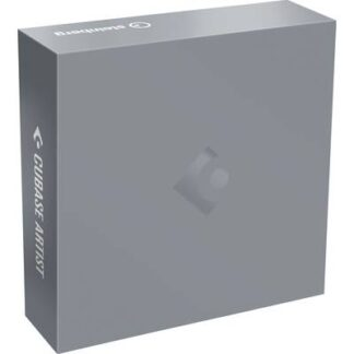 Steinberg Cubase Artist 10 Vollversion, 1 Lizenz Windows, Mac Recording Software