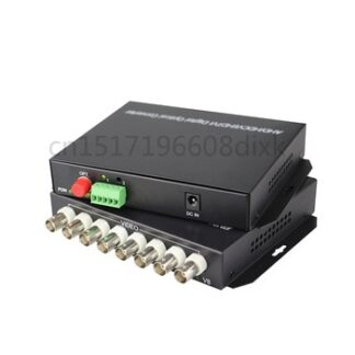 TVI CVI Video Fiber Optical Media Converters for HD CVI TVI AHD CCTV