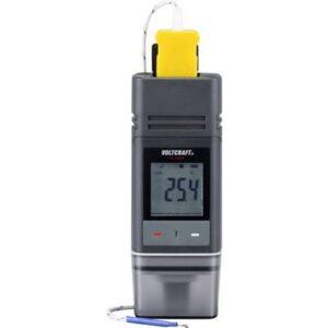 VOLTCRAFT DL-240K Temperatur-Datenlogger Messgröße Temperatur -200 bis 1372 °C PDF Funktion, inkl. Wandhalterung
