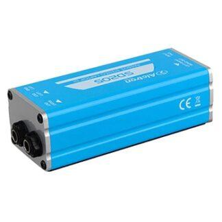 Alctron SD205 Passive Direct Box ,Stereo DI Box Convert Unbalanced to Balance o Signal Processor
