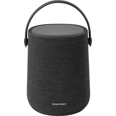 Harman Kardon Citation 200 Multiroom Lautsprecher Bluetooth®, Air-Play, WLAN AirPlay, spritzwassergeschützt Schwarz