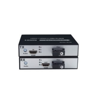 High Quality 1Pair 1-channel HDMI Fiber Optical Converter 1080P HDMI Fiber Optic Video Extender HDMI Video Fiber Transceiver