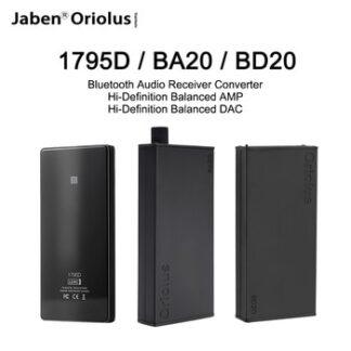 Jaben Oriolus 1795D BA20 BD20 Bluetooth Audio Receiver Converter Hi-Definition Balanced AMP Hi-Definition Balanced DAC