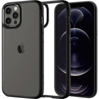 Spigen Hybrid Case Apple iPhone 12 Pro Max Schwarz