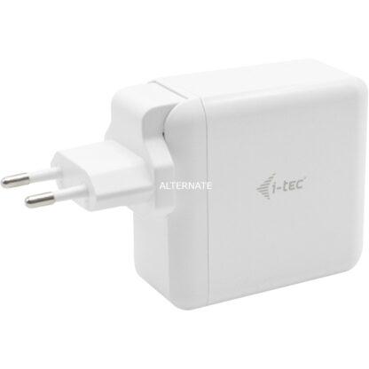 USB-C Travel Charger 60W + USB-A Port 18W, Ladegerät