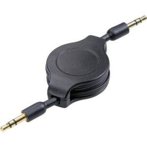 Vivanco 46/10 11R Instrumenten, Apple iPad/iPhone/iPod, Audio, Computer, Klinken, Lautsprecher, Notebook, TV, Receiver