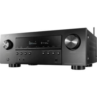Denon AVR-S960H 7.2 AV-Receiver 7x145 W Schwarz 4K UltraHD, AirPlay, Bluetooth®, Dolby Atmos®, WLAN, USB, Internetradio,