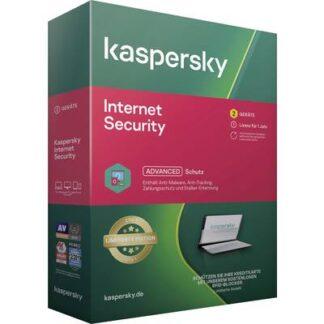 Kaspersky Lab Internet Security Limited Edition inkl. RFID Karte Jahreslizenz, 2 Lizenzen Windows, Mac, Android