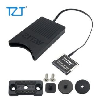 TZT CFAST to SSD Adapter Converter CFast 2.0 to SSD for Cannon URSA C300 1DX2 ARRI AMIRA Lexar