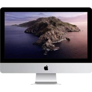 Apple iMac Retina 4K (2020) 54.6 cm 21.5 Zoll Intel® Core™ i5 6 x 3 GHz / max. 4.1 GHz 8 GB RAM 256 GB SSD AMD Radeon