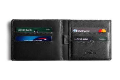 Business Wallet with RFID Protection