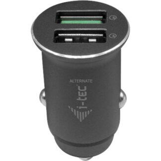 Car Charger 2x USB QC 3.0 36 W, Ladegerät
