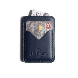 Classic Leather Card Holder 3 Pocket
