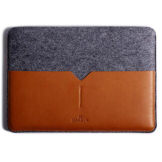 Classic Leather MacBook Sleeve
