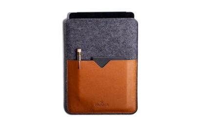 Classic - Leather iPad & Kindle Sleeve Case