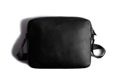 Leather Messenger Bag for iPad