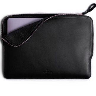 Slim Leather Folio Laptop Case No. 7