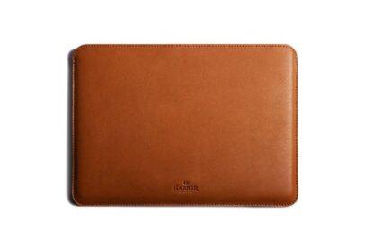 Slim Leather MacBook Sleeve Case