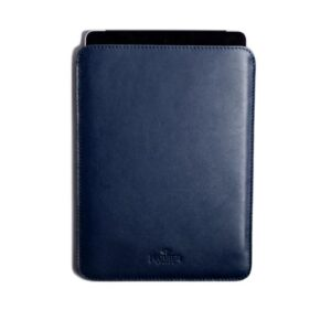 Slim Leather iPad and Kindle Sleeve Case
