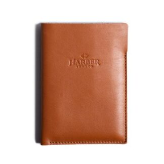 Super Slim Vertical Passport Wallet