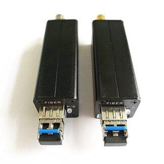 Mini HD-SDI optical transceiver Fiber to SDI Media converter Video over fiber