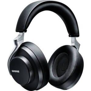 Shure AONIC 50 kabelgebunden, Bluetooth® Over Ear Kopfhörer Over Ear Schwarz