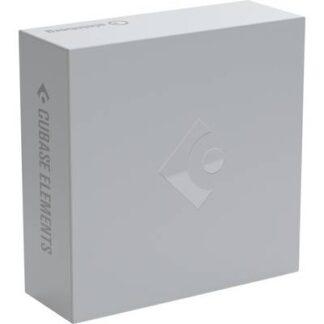 Steinberg Cubase Elements 11 Retail Vollversion, 1 Lizenz Mac, Windows Recording Software