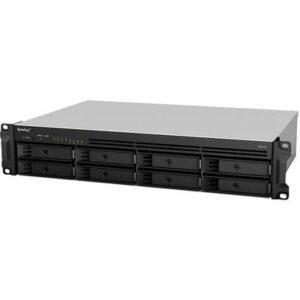 Synology NAS-Server Gehäuse 8 Bay 2x M.2 Steckplatz RS1219+_CH