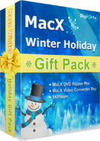 MacX Winter Holiday Gift Pack