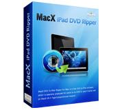 MacX iPad DVD Ripper