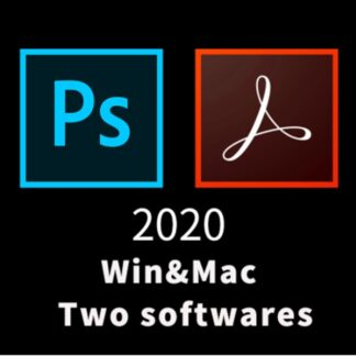 PS and PDF 2020 Buy Now Win/Mac Book